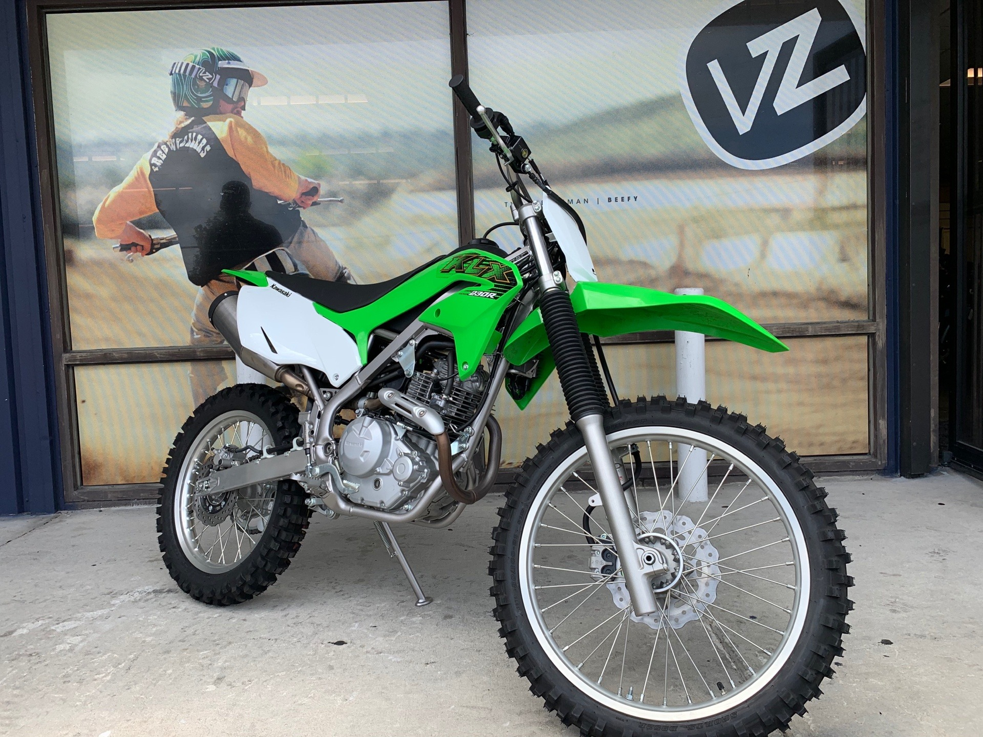 2021 Kawasaki KLX 230R in Orlando, Florida - Photo 4