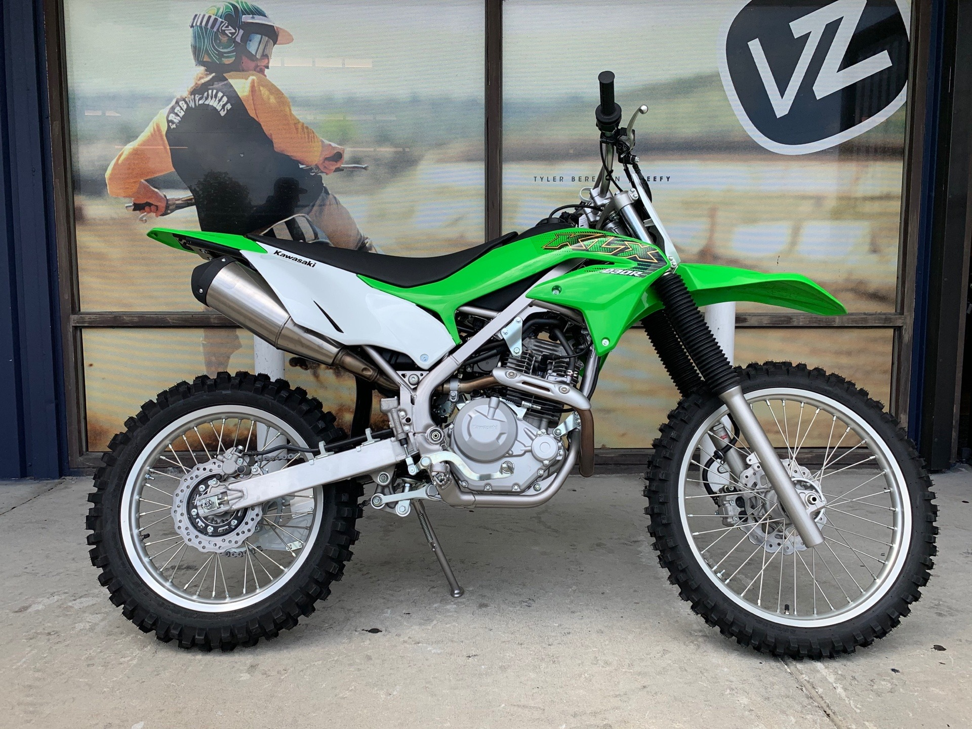 2021 Kawasaki KLX 230R in Orlando, Florida - Photo 5