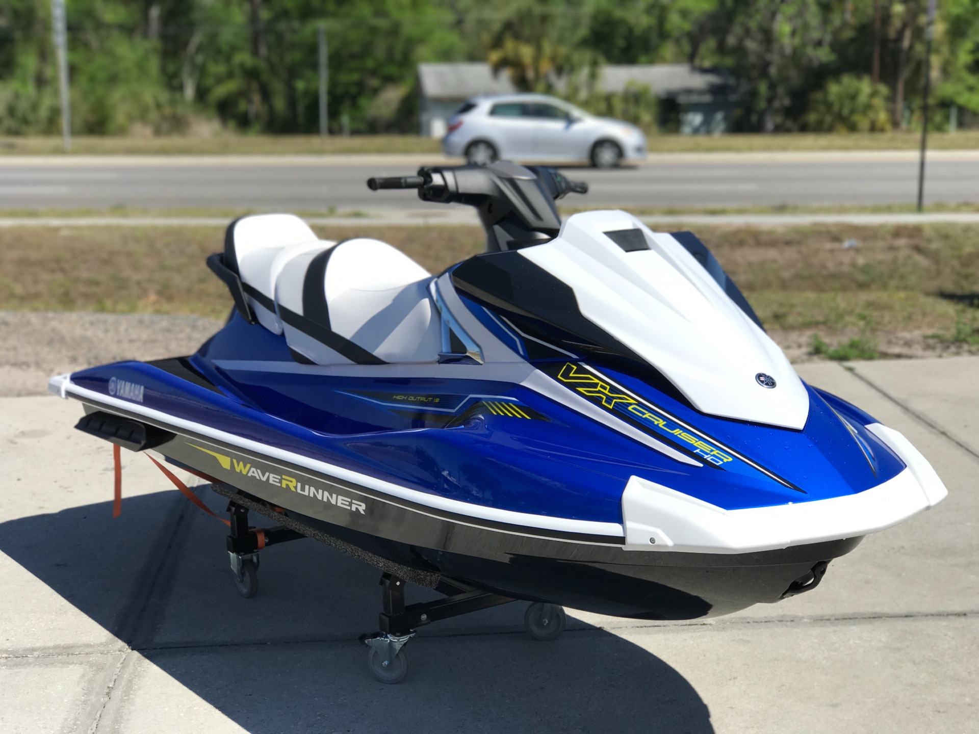 2018 Yamaha VX Cruiser HO Watercraft Orlando Florida N A
