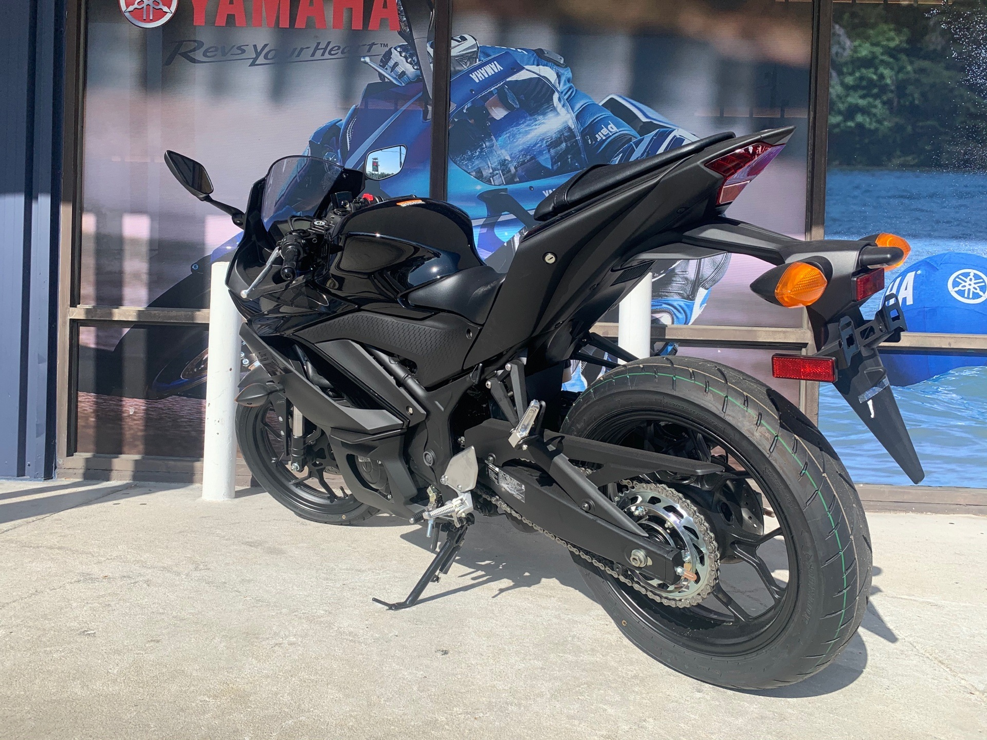 2020 Yamaha YZF-R3 ABS in Orlando, Florida - Photo 3