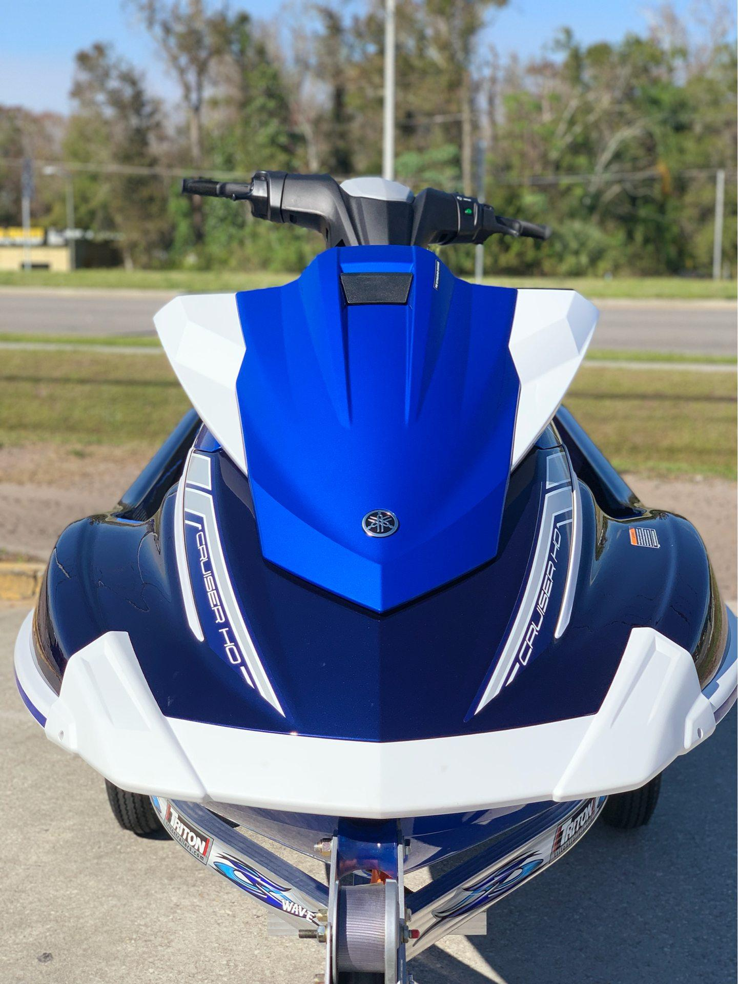 2020 Yamaha VX Cruiser HO in Orlando, Florida - Photo 5
