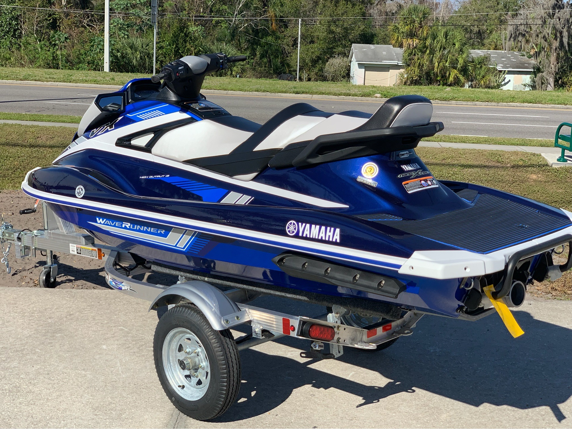 2020 Yamaha VX Cruiser HO in Orlando, Florida - Photo 7
