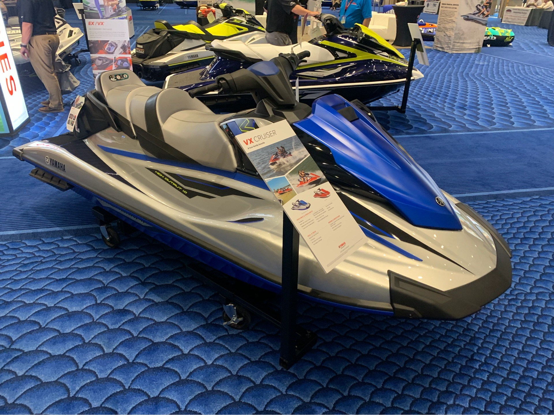 2020 Yamaha VX Cruiser in Orlando, Florida - Photo 3