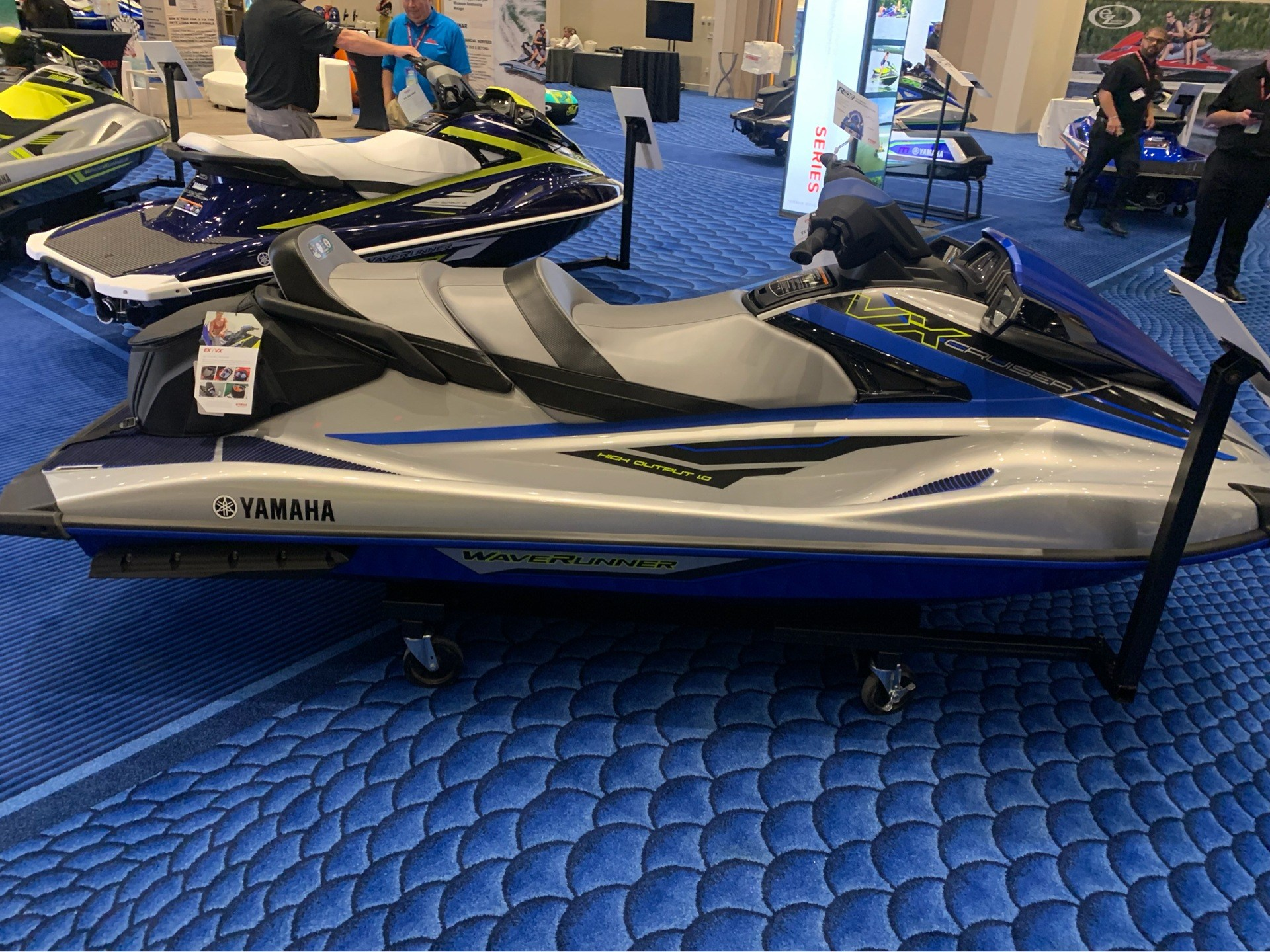 2020 Yamaha VX Cruiser in Orlando, Florida - Photo 4