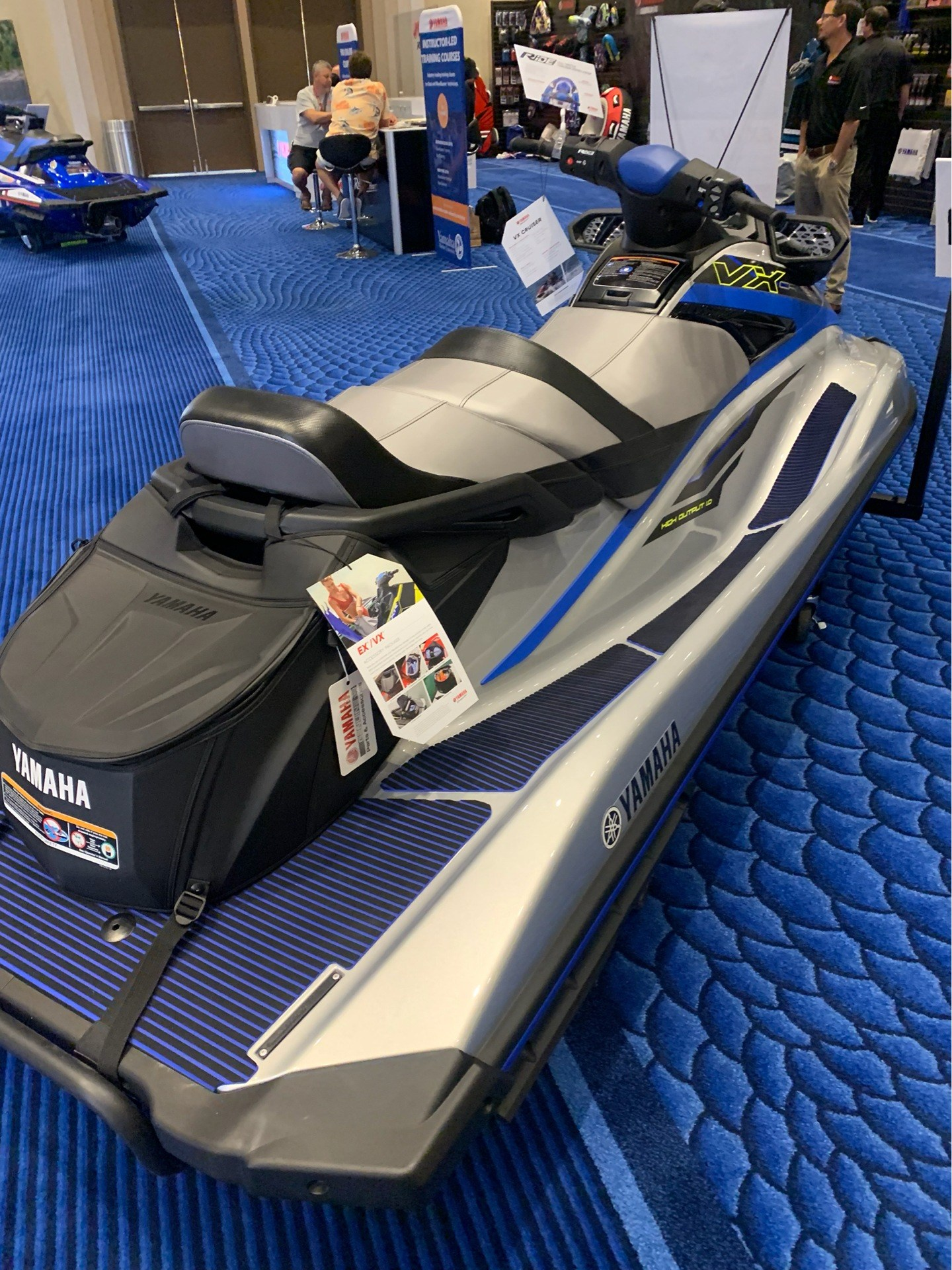 2020 Yamaha VX Cruiser in Orlando, Florida - Photo 9