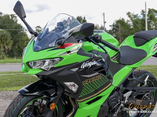 2020 Kawasaki Ninja 400 ABS KRT Edition in Orlando, Florida - Photo 1