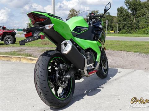 2020 Kawasaki Ninja 400 ABS KRT Edition in Orlando, Florida - Photo 7