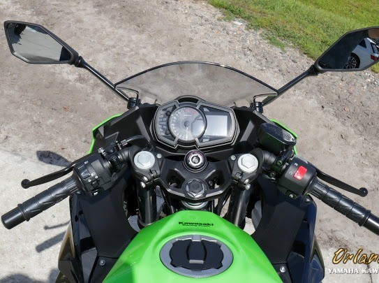 2020 Kawasaki Ninja 400 ABS KRT Edition in Orlando, Florida - Photo 9