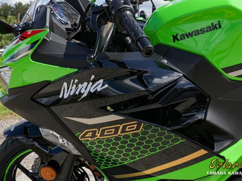 2020 Kawasaki Ninja 400 ABS KRT Edition in Orlando, Florida - Photo 11