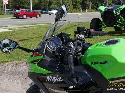 2020 Kawasaki Ninja 400 ABS KRT Edition in Orlando, Florida - Photo 12