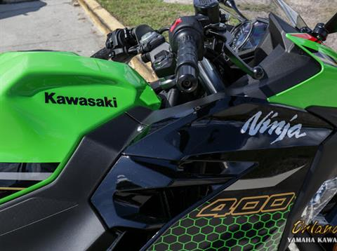 2020 Kawasaki Ninja 400 ABS KRT Edition in Orlando, Florida - Photo 14