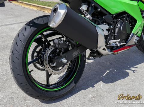 2020 Kawasaki Ninja 400 ABS KRT Edition in Orlando, Florida - Photo 15