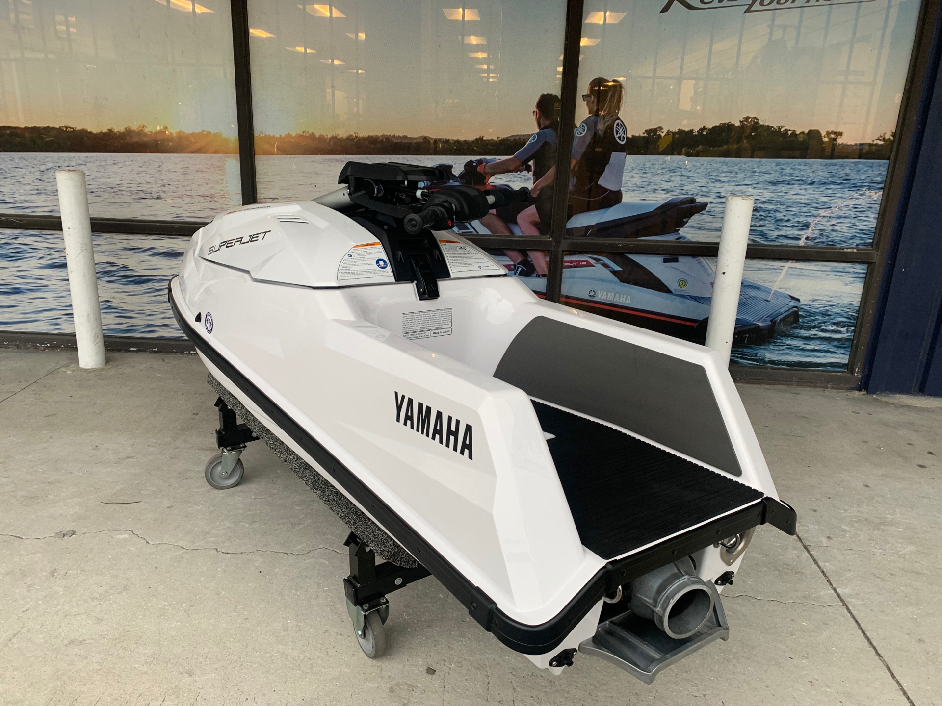 2021 Yamaha SuperJet in Orlando, Florida - Photo 7