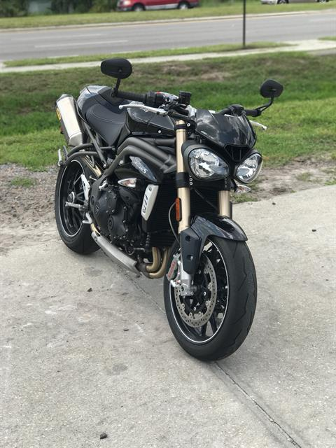 2016 Triumph Speed Triple S ABS in Orlando, Florida