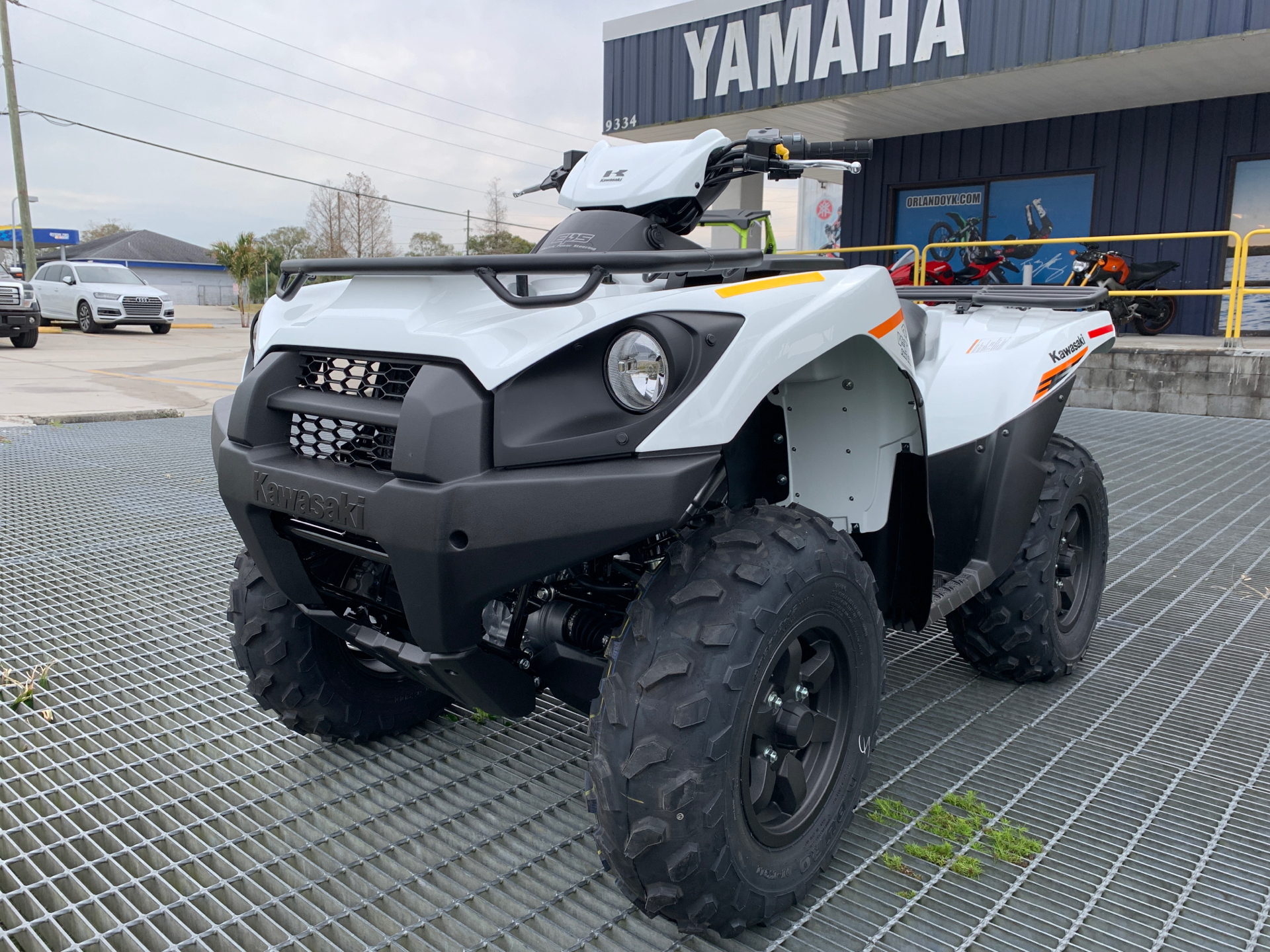 2021 Kawasaki Brute Force 750 4x4i EPS in Orlando, Florida - Photo 1