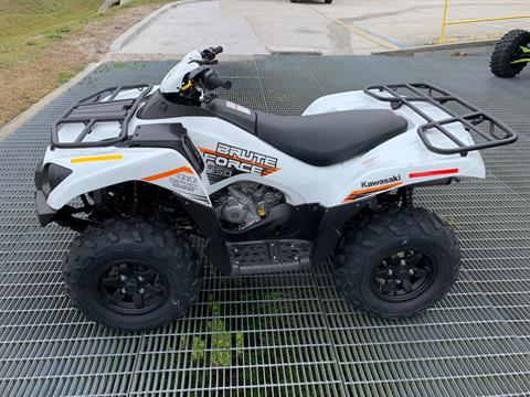 2021 Kawasaki Brute Force 750 4x4i EPS in Orlando, Florida - Photo 2