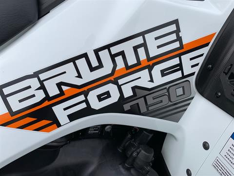 2021 Kawasaki Brute Force 750 4x4i EPS in Orlando, Florida - Photo 4