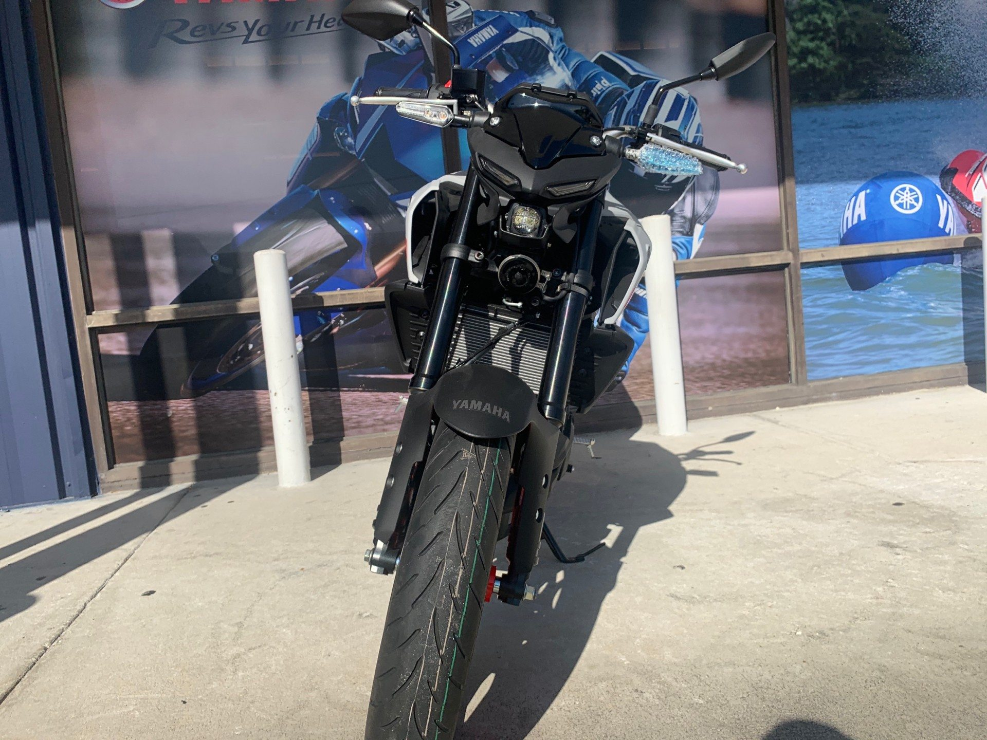 2020 Yamaha MT-03 in Orlando, Florida - Photo 1