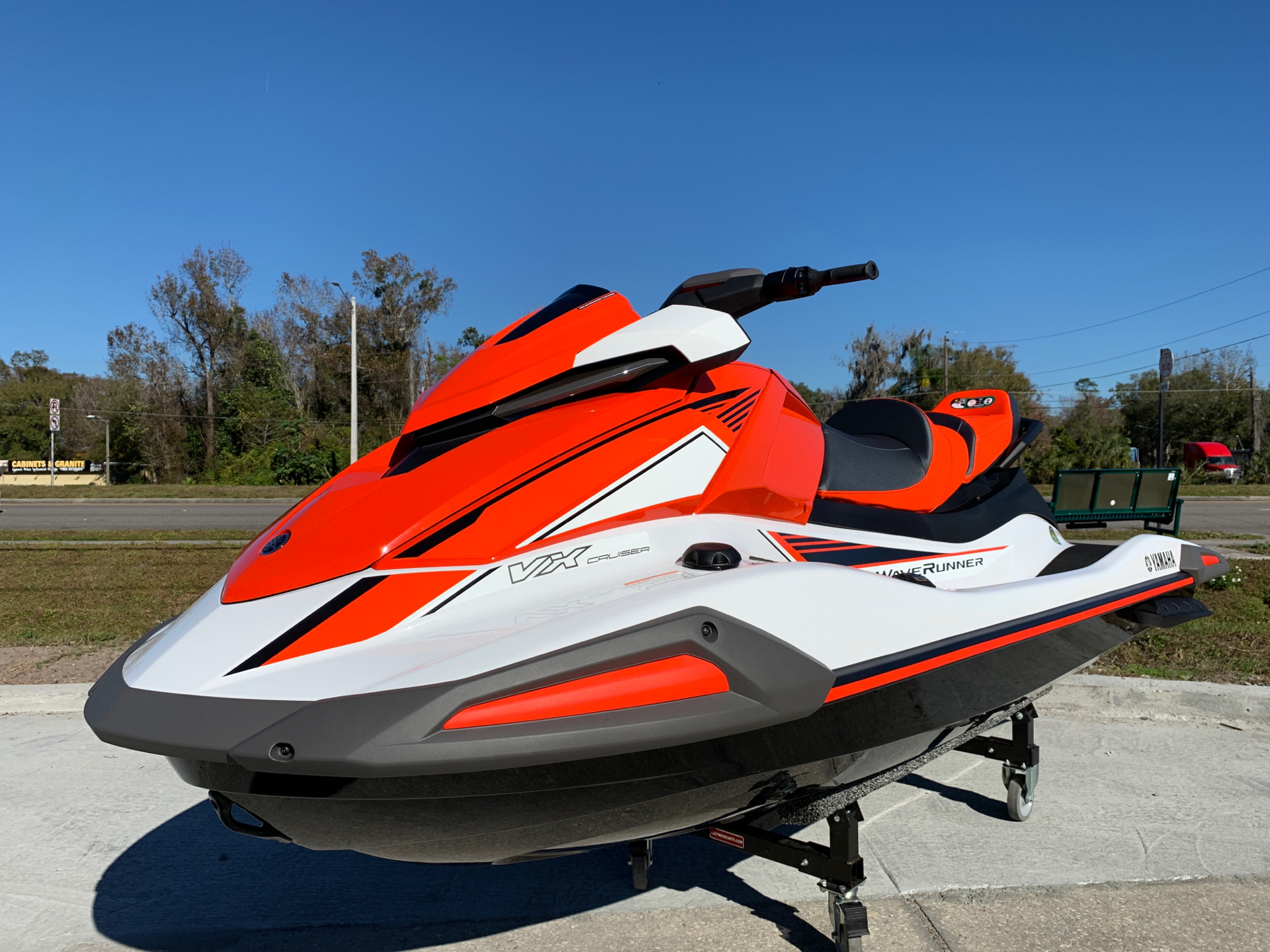 2021 Yamaha VX Cruiser in Orlando, Florida - Photo 1