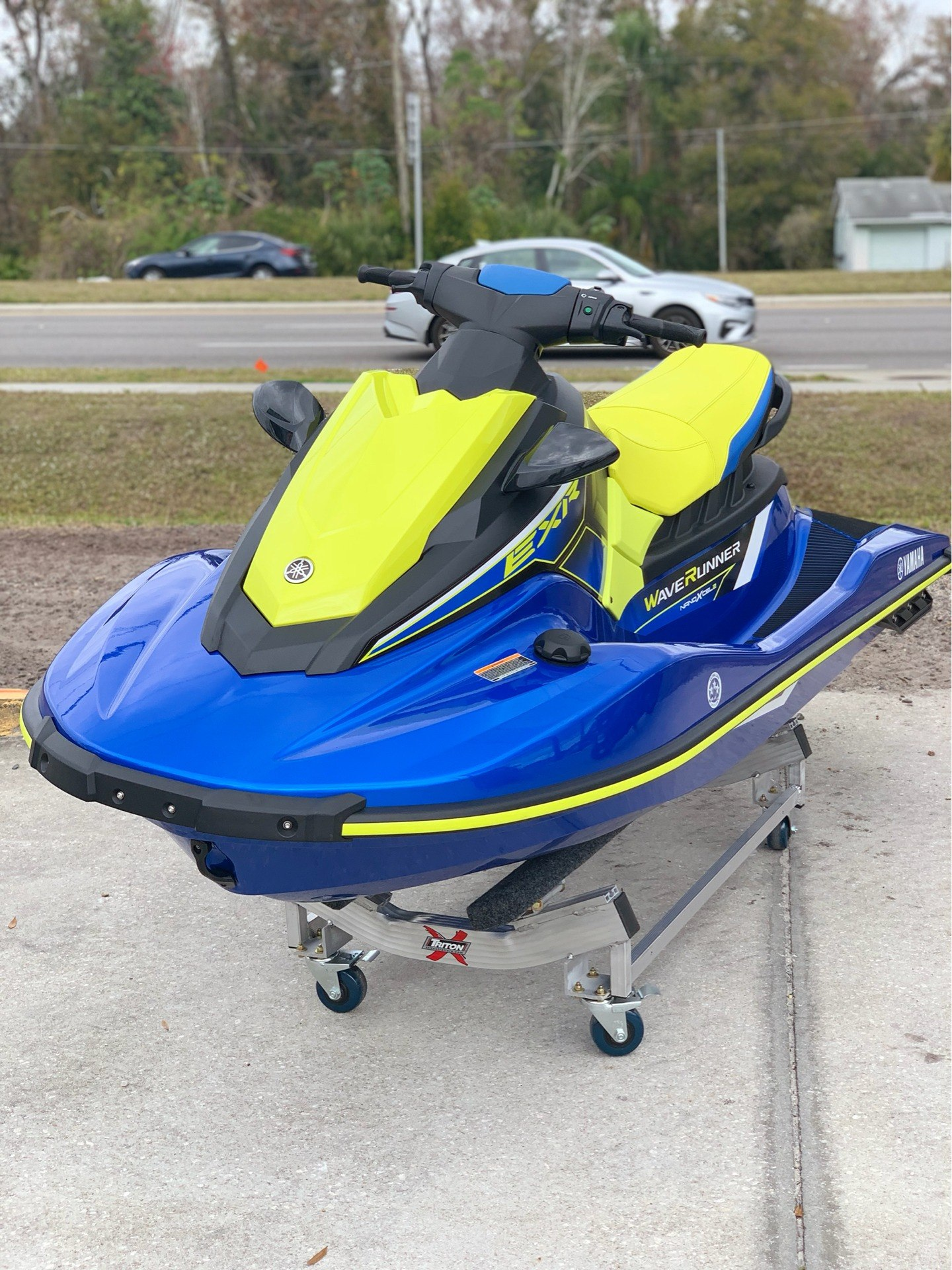 2019 Yamaha EXR in Orlando, Florida - Photo 8