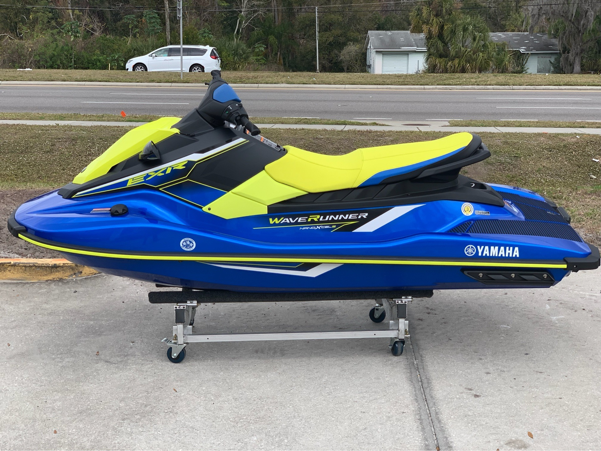 2019 Yamaha EXR in Orlando, Florida - Photo 9