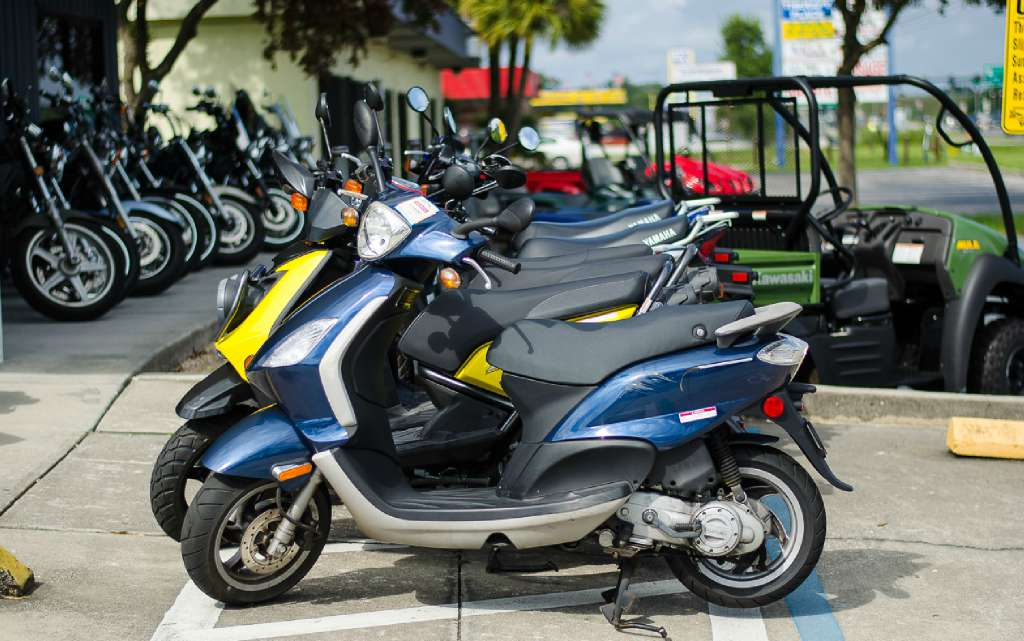 2014 Genuine Scooters Roughhouse 50 in Orlando, Florida