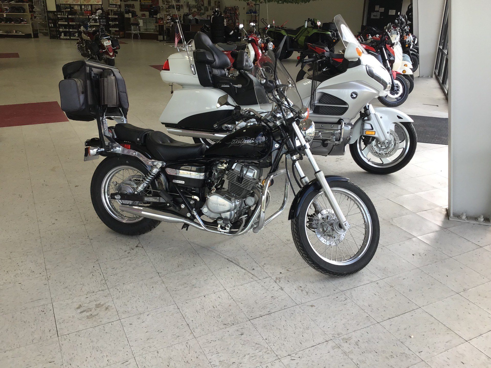 2007 Honda Rebel in Greensburg, Indiana