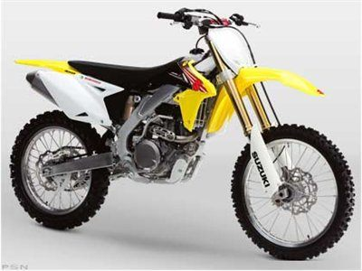 2011 Suzuki RM-Z450 in Cedar Creek, Texas