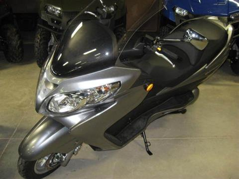 2011 Suzuki Burgman 400 ABS in Cedar Creek, Texas