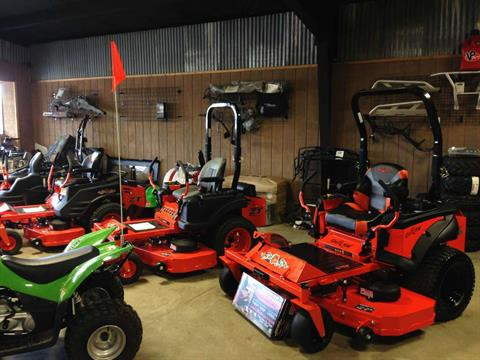 2015 Bad Boy Mowers 6100 (Vanguard) Outlaw in Cedar Creek, Texas