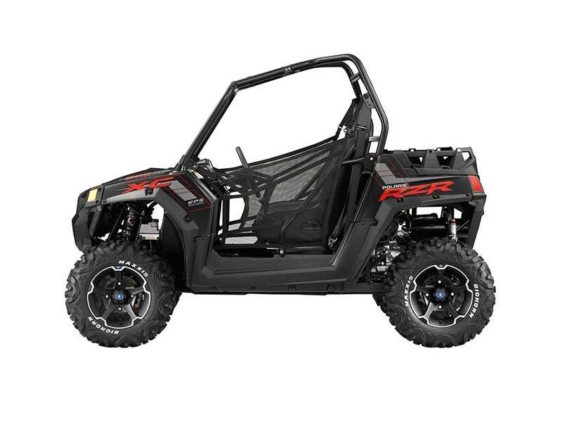 2014 Polaris RZR® 800 XC Edition in Cedar Creek, Texas