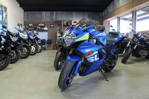 2015 Suzuki GSX-R750 in Cedar Creek, Texas