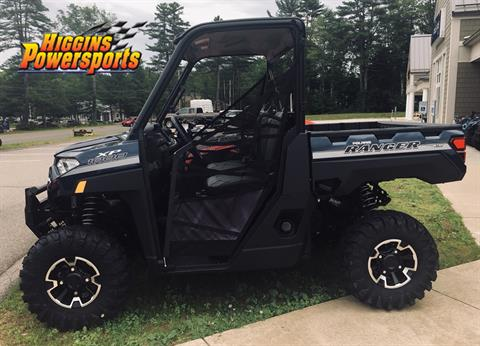 2019 Polaris Ranger XP 1000 EPS Premium in Barre, Massachusetts - Photo 3