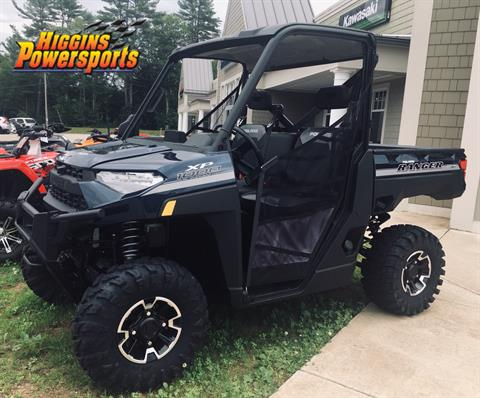 2019 Polaris Ranger XP 1000 EPS Premium in Barre, Massachusetts - Photo 1