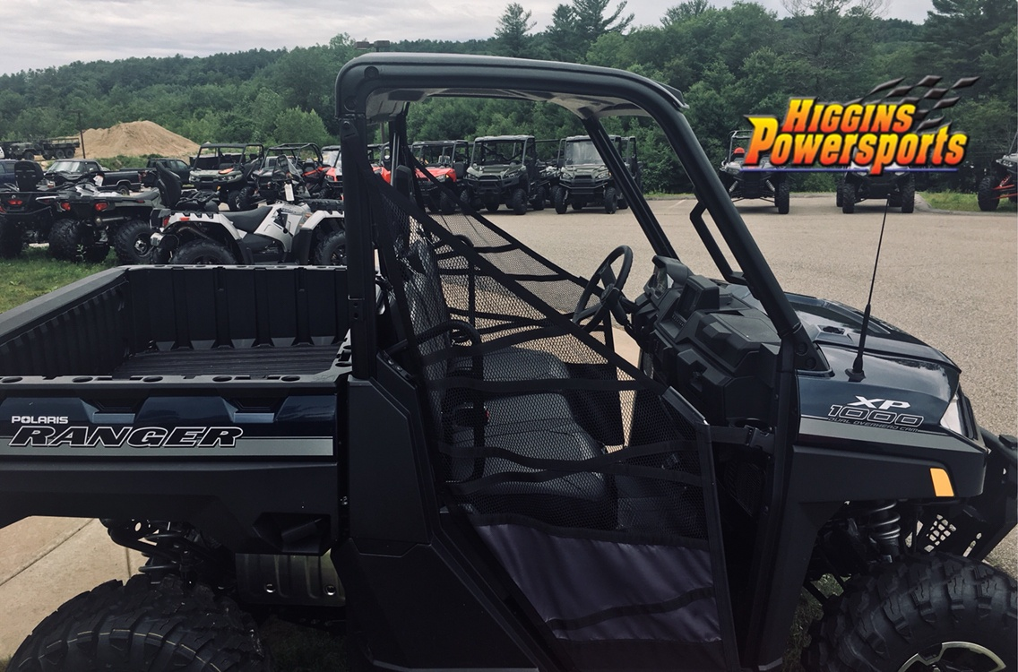 2019 Polaris Ranger XP 1000 EPS Premium in Barre, Massachusetts - Photo 5