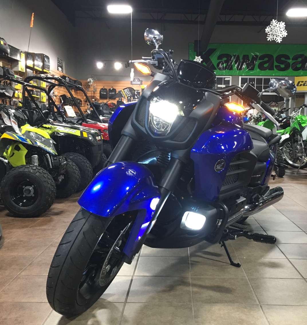 2014 Honda Gold Wing® Valkyrie® in Barre, Massachusetts