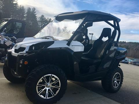 2013 Can-Am Commander™ E LSV in Barre, Massachusetts