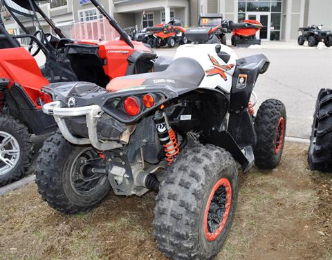 2016 Can-Am Renegade X xc 850 in Barre, Massachusetts