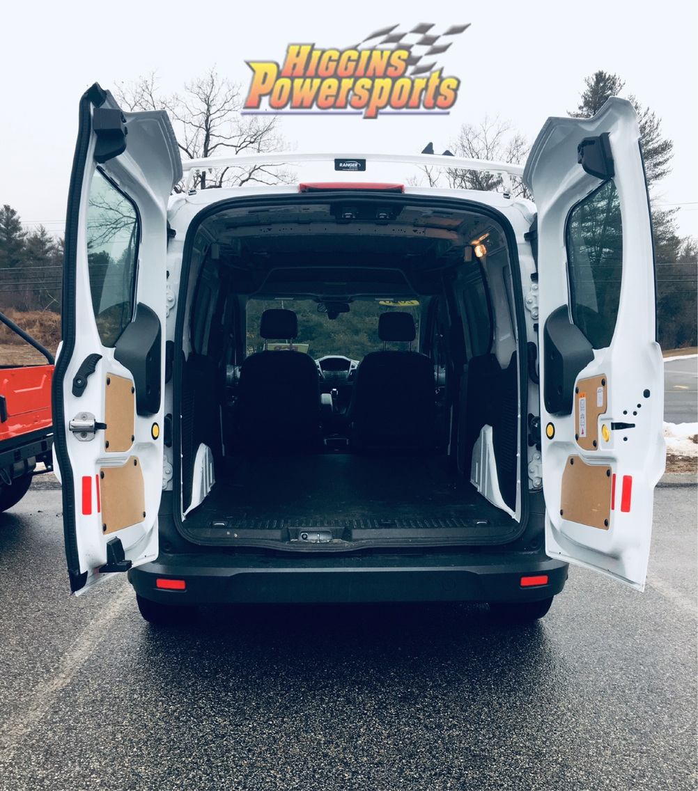 2018 Ford Transit Connect in Barre, Massachusetts