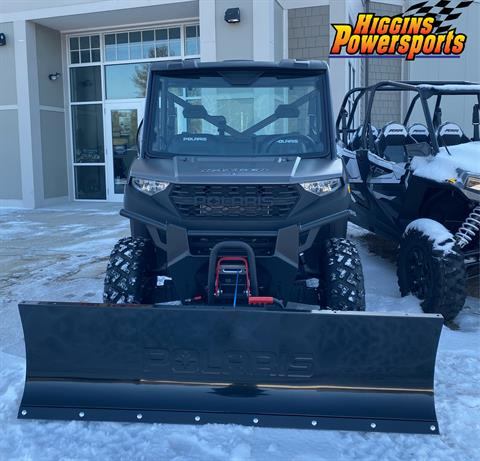 2020 Polaris Ranger 1000 Premium Winter Prep Package in Barre, Massachusetts - Photo 2