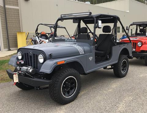 2018 Mahindra Automotive North America ROXOR Special Edition in Barre, Massachusetts