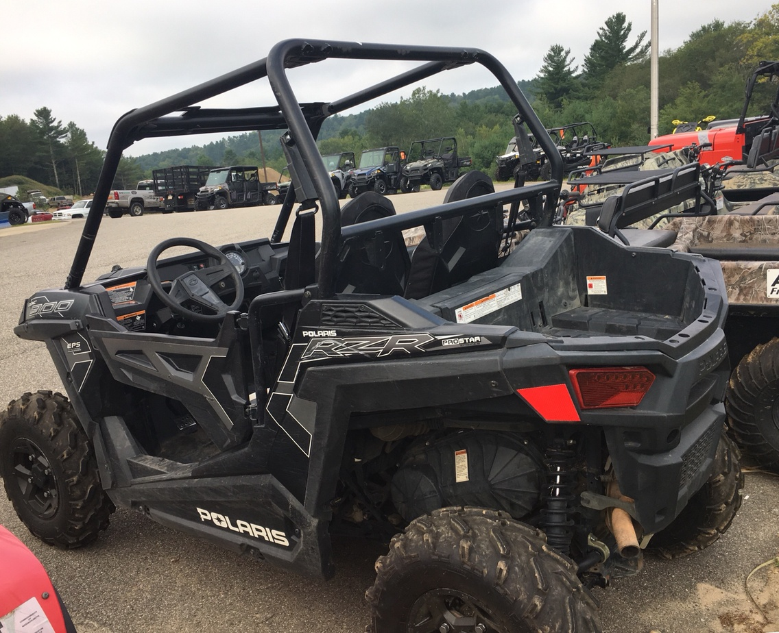 2016 Polaris RZR 900 EPS Trail in Barre, Massachusetts