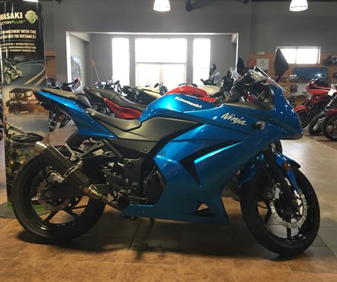 2012 Kawasaki Ninja® 250R in Barre, Massachusetts