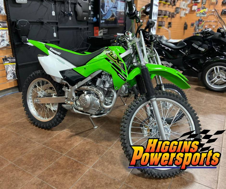 2021 Kawasaki KLX 140R F in Barre, Massachusetts - Photo 1