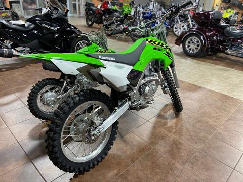 2021 Kawasaki KLX 140R F in Barre, Massachusetts - Photo 3