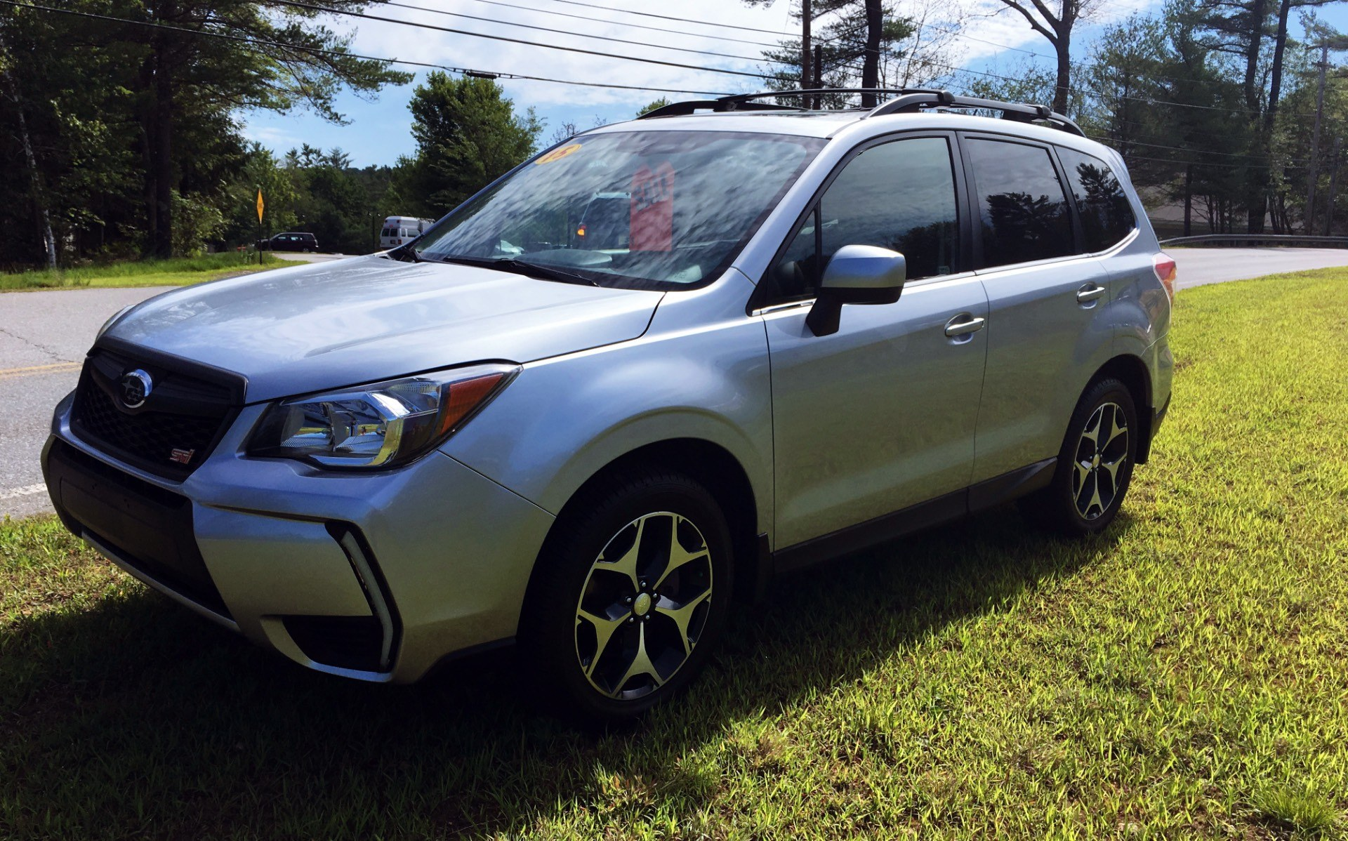 2015 subaru forester 2.0xt premium automobile barre massachusetts n/a