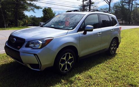 2015 Subaru Forester 2.0XT Premium in Barre, Massachusetts