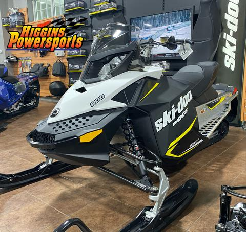 2020 Ski-Doo MXZ Sport 600 Carb ES in Barre, Massachusetts - Photo 1