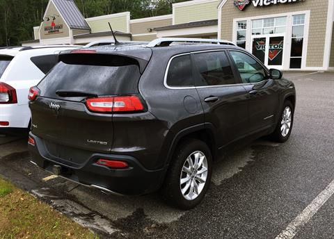 2014 Jeep Cherokee Limited in Barre, Massachusetts