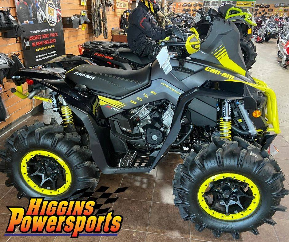 2018 Can-Am Renegade X MR 1000R in Barre, Massachusetts - Photo 1